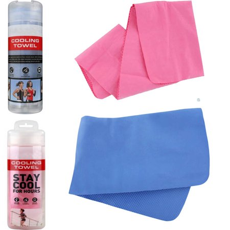 Cooling Towels Stay Cool And Dry Whether You Are In The