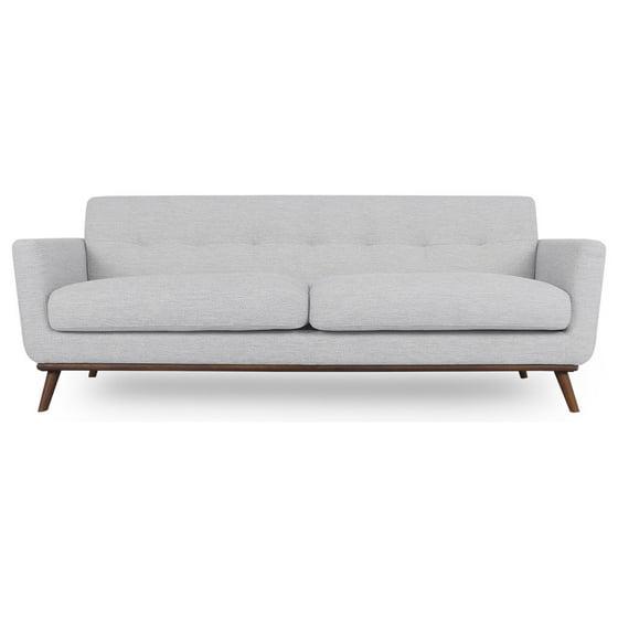 Kardiel Jackie Classic Sofa, Neutra, Material: Twill