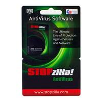 Stopzilla AntiVirus 7.0 Key Card Protect