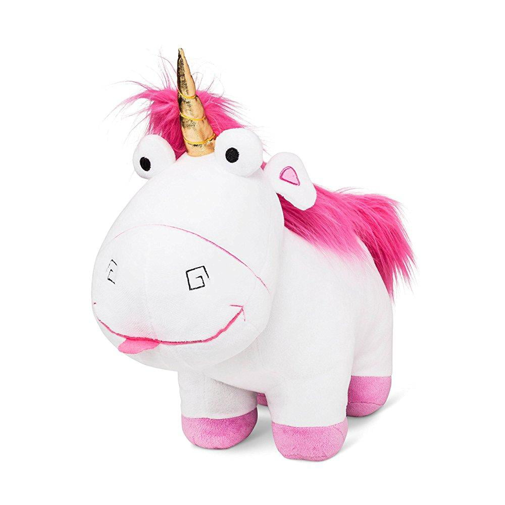 Despicable Me Fluffy the Unicorn Plush Pillow, 21 x 17, Kids Character Pillow Buddy