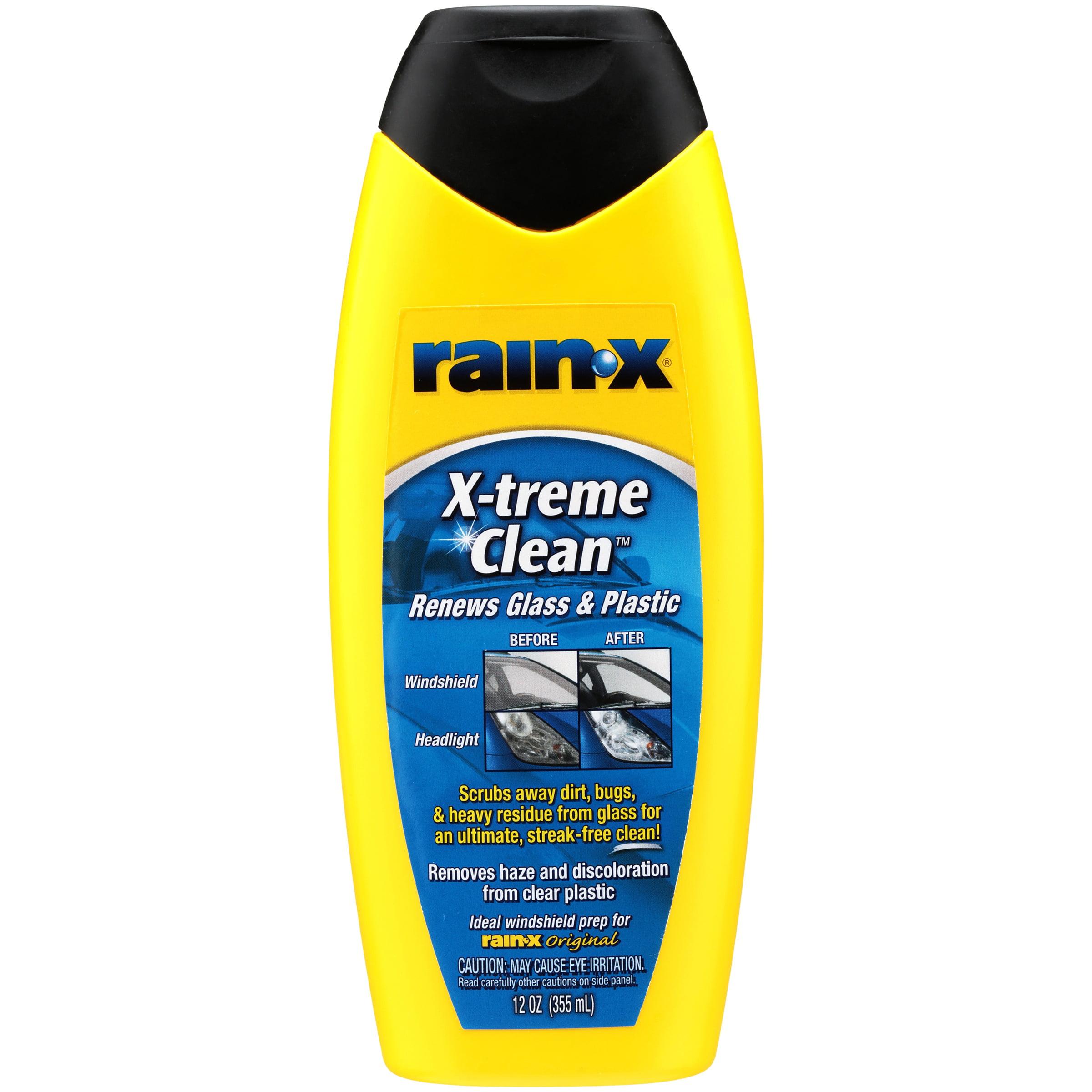 Rain-X X-Treme Clean Clear Surface Cleaner 12 oz  Bottle - 5080217W