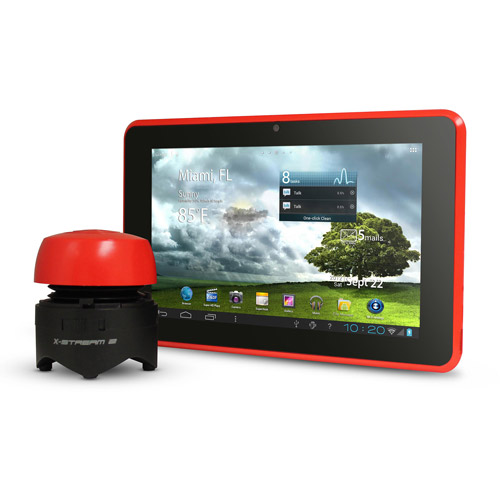 """Trio Stealth Pro 7"""" Bluetooth Tablet And"""