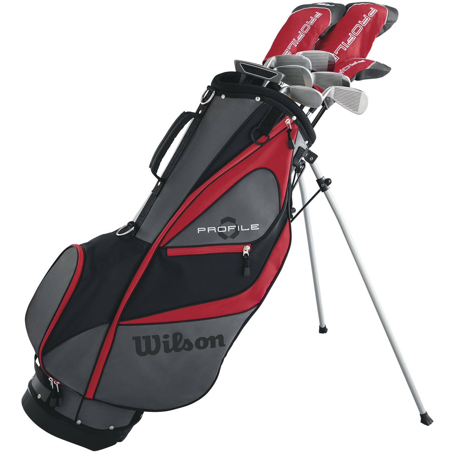 Click here to buy Wilson Profile XD Mens Package Golf Set, Carry, Right Handed by Wilson Sporting Goods Co..