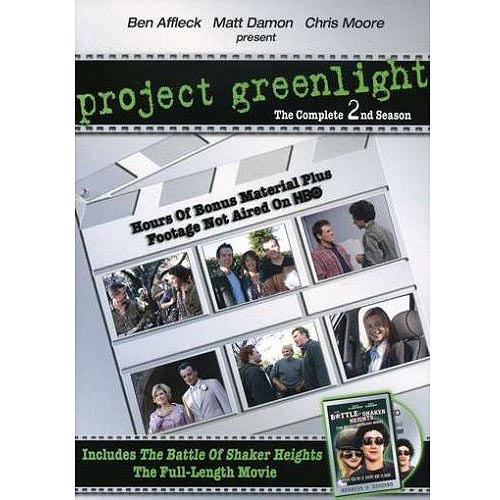 Project Greenlight: The Complete Second Season (With The Battle Of Shaker Heights) (Widescreen)