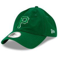 Pittsburgh Pirates New Era St. Patrick's Day Casual Classic Adjustable Hat - Green - OSFA