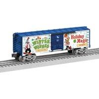 Lionel Disney Goofy Happy Holidays O Gauge Model Train Boxcar