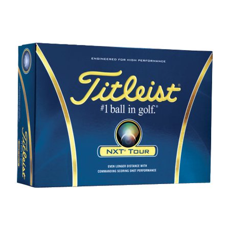 Titleist NXT Tour Golf Balls - One Dozen