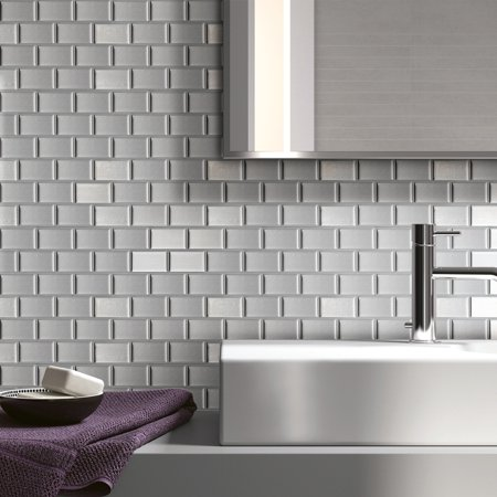 Art3d Peel and Stick Kitchen Backsplash Wall Panels, 12in x 12in ...