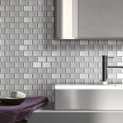 Peel & Stick Backsplash Tiles