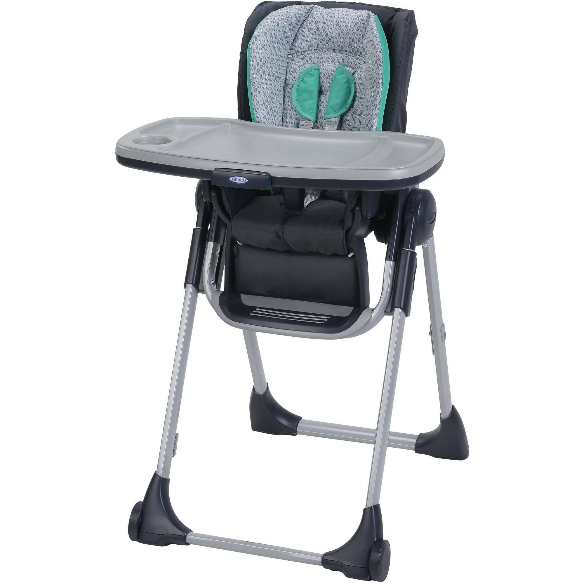 Graco Swift Fold LX High Chair, Basin