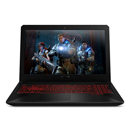 "ASUS Gaming Laptop 15.6"", Intel Core i7-8750H, NVIDIA GeForce GTX 1060 6GB, 256GB SSD + 1TB HDD Storage, 16GB RAM, FX504GM-ES74"