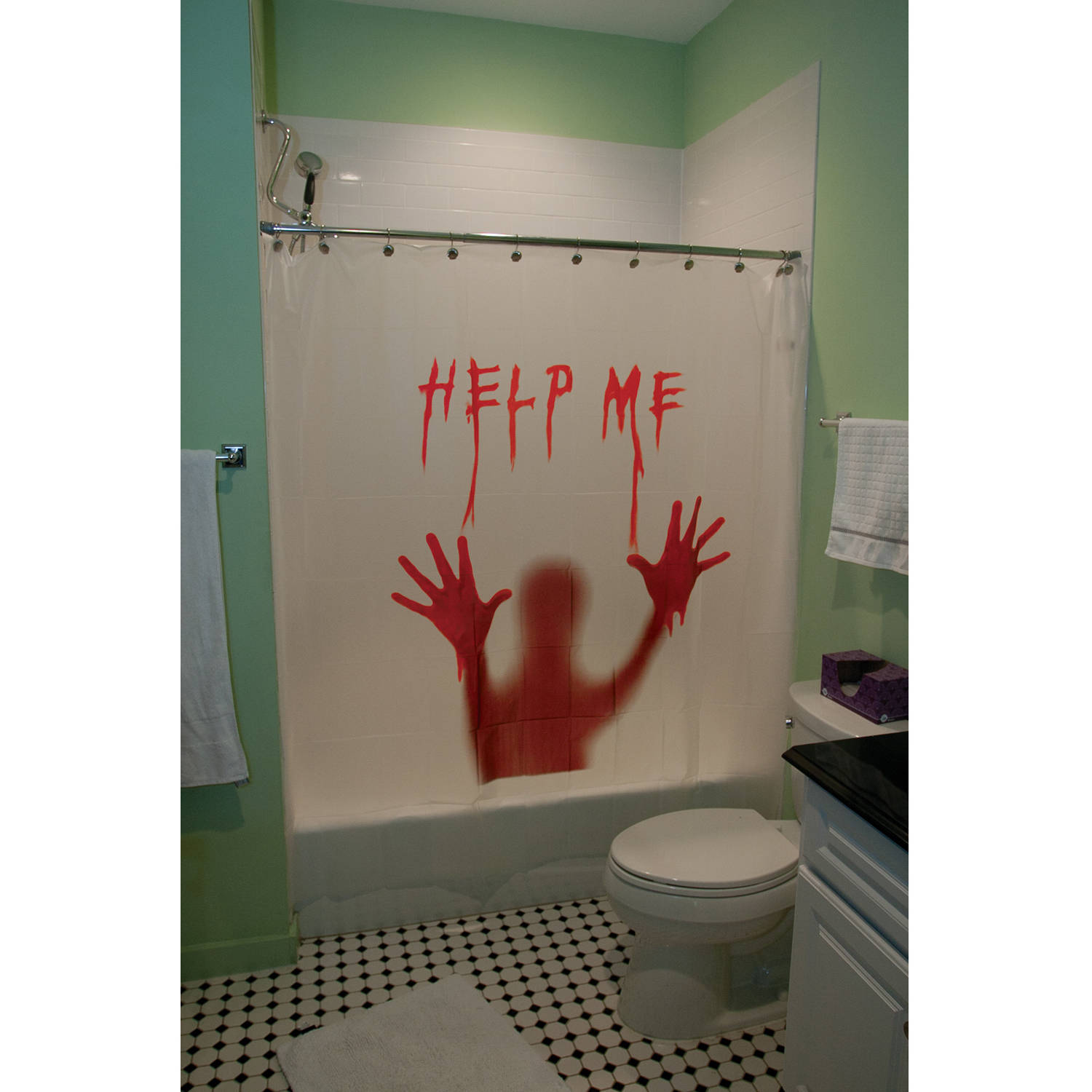 ★Bloody Help me Horror Scary Shower Curtain by Ambesonne™ >>>If you are looking for Bloody Help me Horror Scary Shower Curtain by Ambesonne Yes you see this. online shopping has now gone a long way; it has changed the way consumers and entrepreneurs do business.