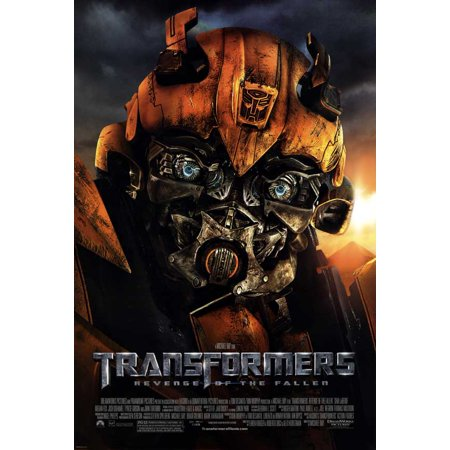 Transformers 2  Revenge Of The Fallen Poster Movie K  27X40