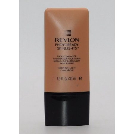Revlon Photoready Skinlights Face Illuminator 300 Peach Light 1 Fl (Revlon Photoready Skinlights Face Illuminator Peach Light)