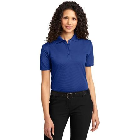 Port Authority® Ladies Dry Zone® Ottoman Polo.  L525 Royal S - image 1 of 1
