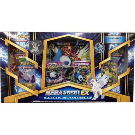Pokemon Mega Absol-EX Premium Collection Box-