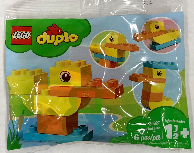 LEGO DUPLO My First Duck, 6 Piece