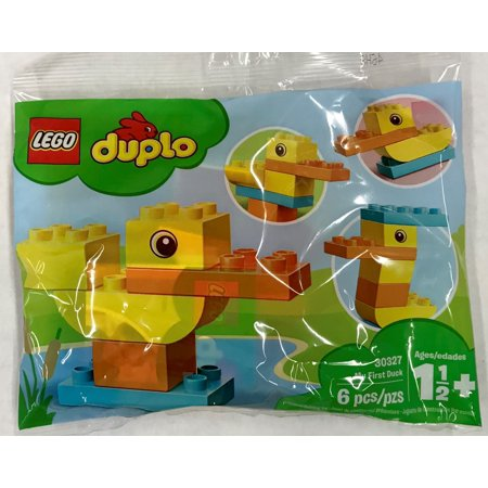 LEGO DUPLO My First Duck, 6 Piece