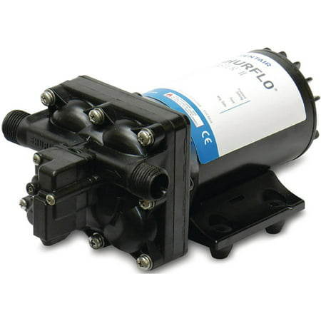 Shurflo Blaster II Black 45 PSI 3.5 GPM Washdown Pump