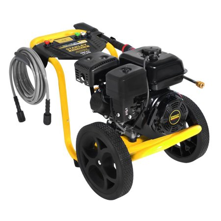 Stanley FATMAX 2.5 GPM 3400 PSI Gas Power Portable High Pressure Washer