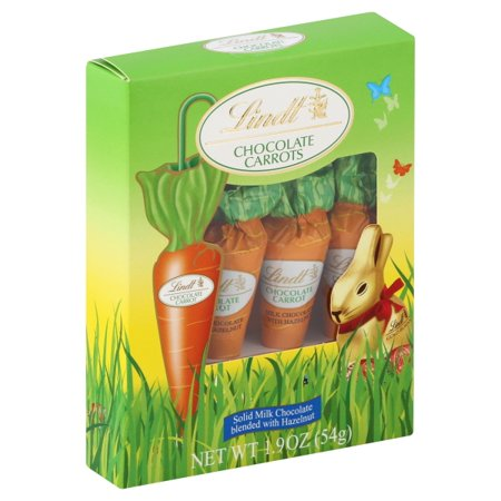 Lindt Chocolate Carrots - 4 Pack](Linus Halloween)
