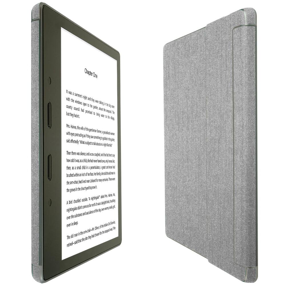 Skinomi Brushed Aluminum Skin Cover For Amazon Kindle