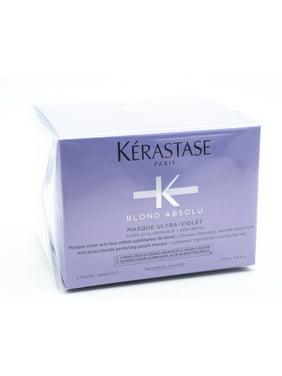 Kerastase Blond Absolu Hair Masque Ultra-Violet Purple Hair Mask, 6.8 fl Oz