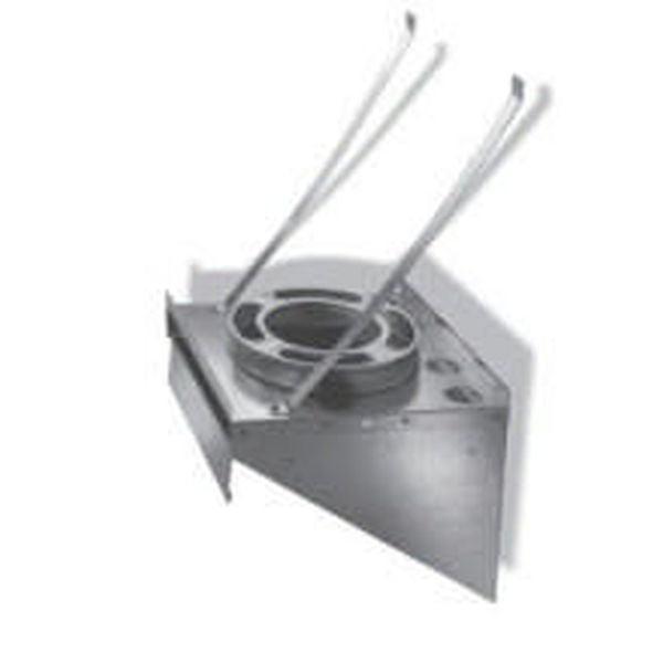 "DuraPlus 6"" SS Tee Support Bracket"