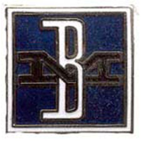 Boston & Maine Railroad Pin 1""