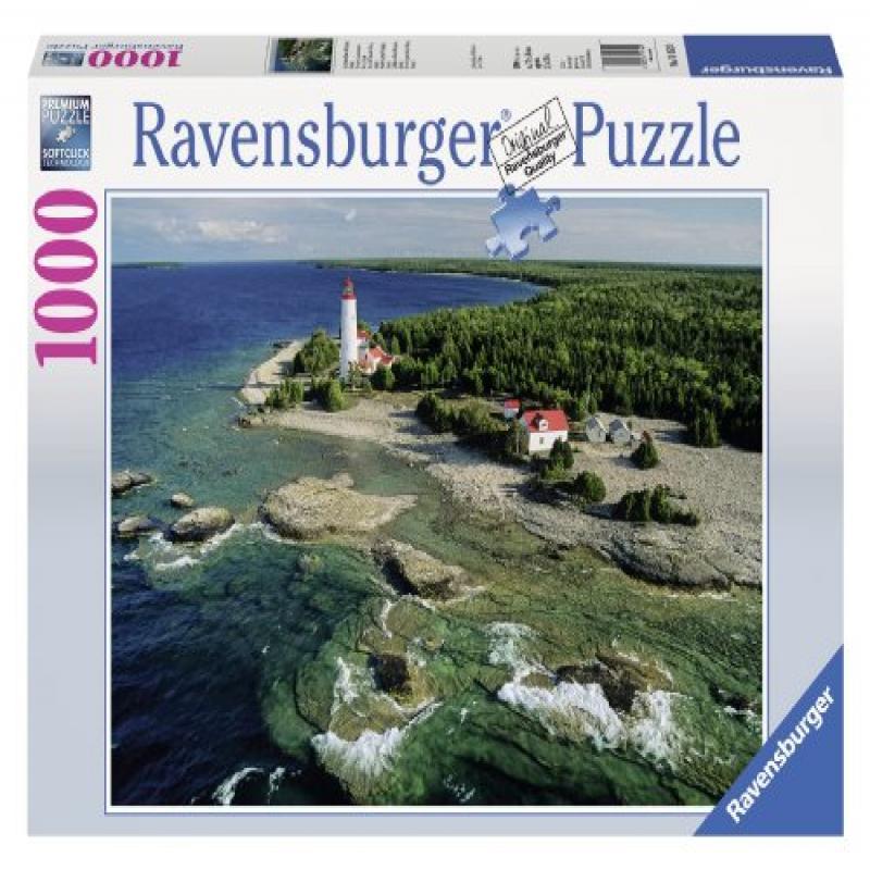 Ravensburger Lighthouse, Bruce Peninsula and Canada Jigsa...