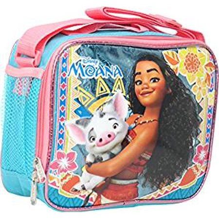 Lunch Bag - Disney - Moana w/Pua Pig