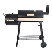 BBQ Grill Charcoal Barbecue Meat Smoker Backyard Camping