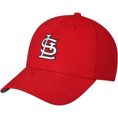 St. Louis Cardinals Fan Favorite Youth Basic Adjustable Hat - Red - - St Louis Cardinals Cake Decorations