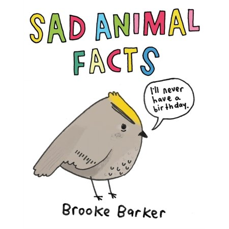 Sad Animal Facts (Hardcover)