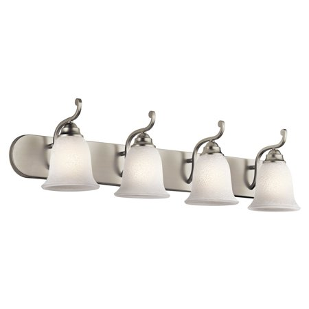 Kichler Camerena 45424 4 Light Bathroom Vanity Light