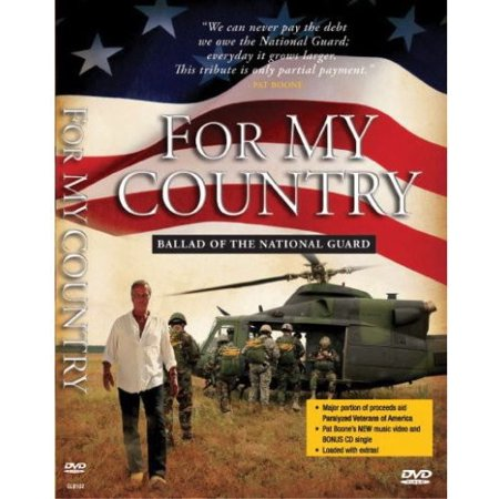 Pat Boone - For My Country: Ballad of The National Guard (CD)