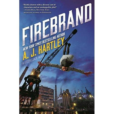 Firebrand (Steeplejack Series, Bk. 2) - image 1 of 1