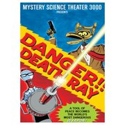 Mystery Science Theater 3000: Danger! Death Ray (1995) by
