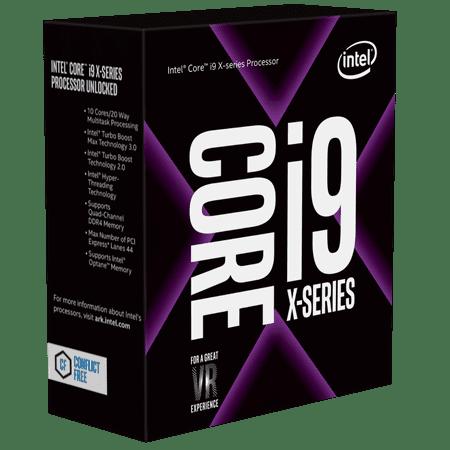 Intel Core i9-7900X Skylake-X 10-Core 3.3 GHz LGA 2066 Desktop Processor -