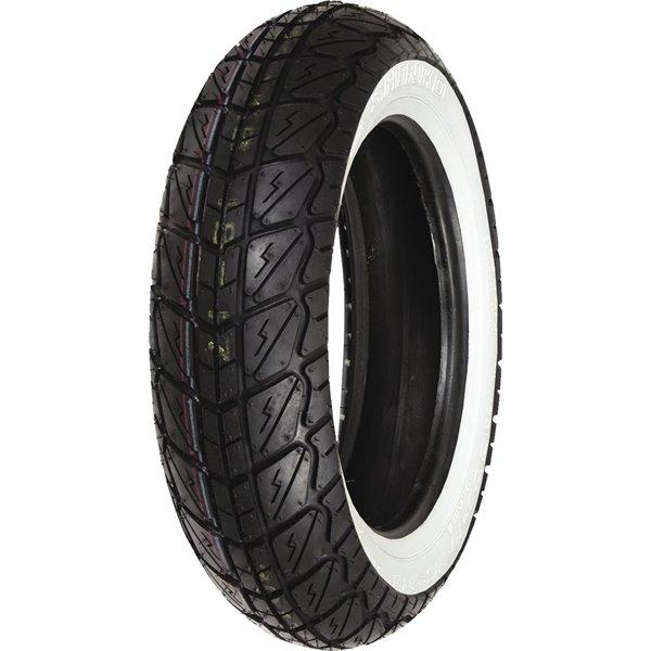 110/70-11 Shinko SR723 White Wall Scooter Front Tire