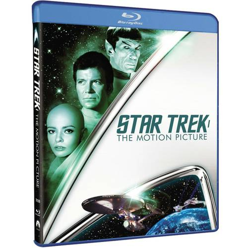Star Trek: The Motion Picture (Blu-ray) (With INSTAWATCH) (Full Frame)