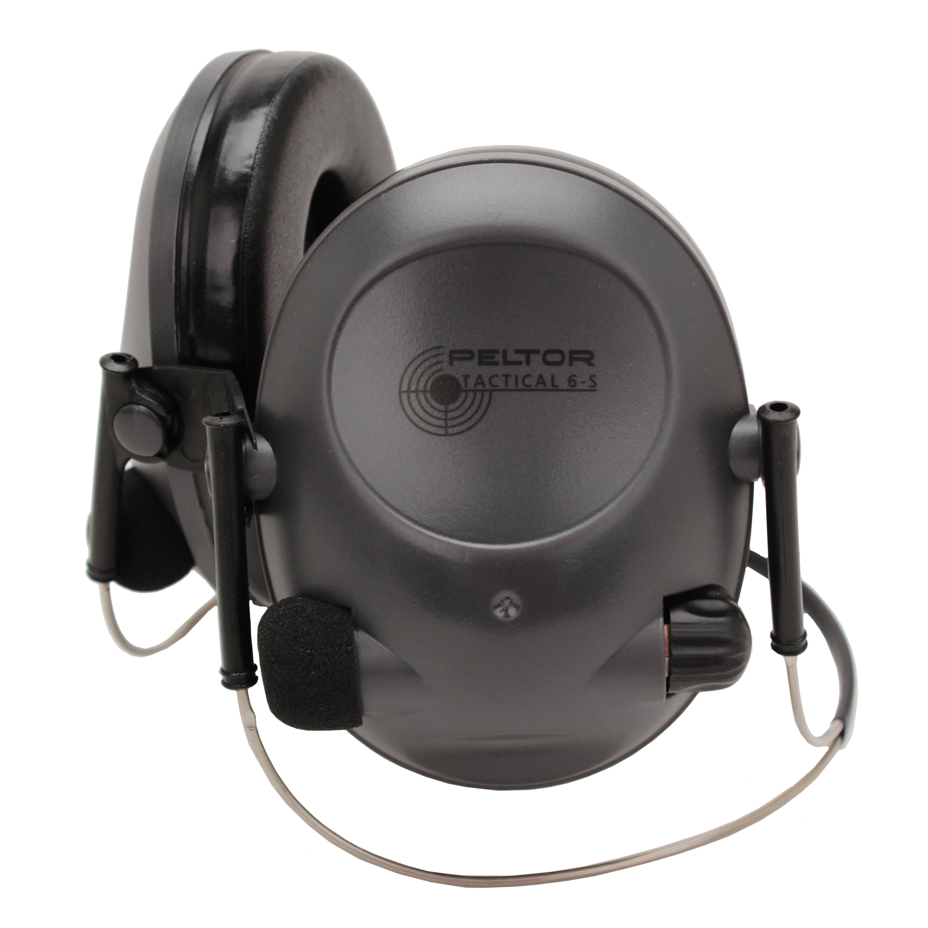 3M Peltor Tactical 6S Behind the Head Electronic Earmuff Hearing Protection - 97043