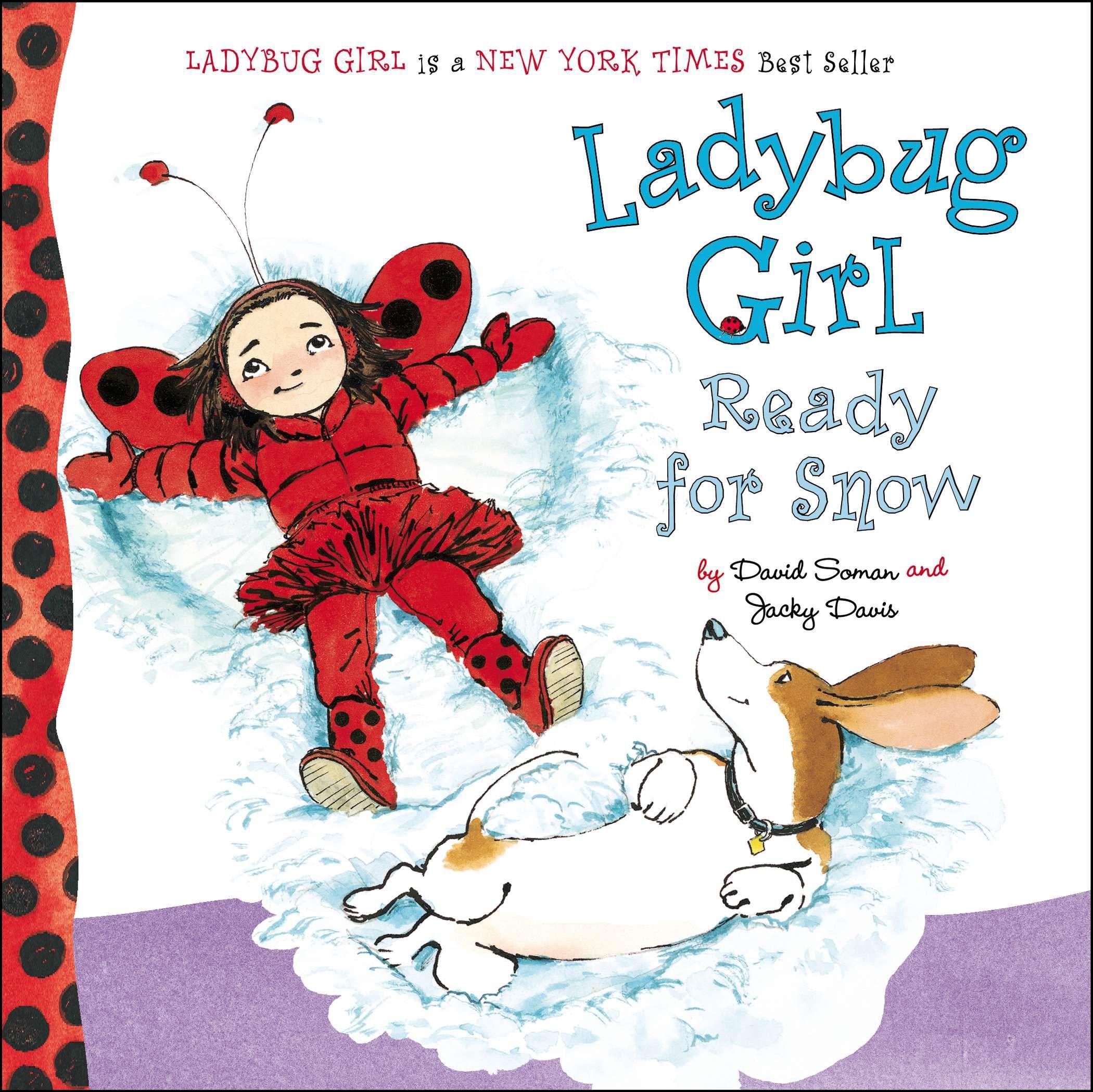 Ladybug Girl: Ready for Snow (Board Book)