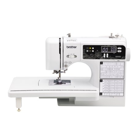 Brother SQ40 40Stitch Computerized Sewing Quilting Machine Inspiration Brother Sewing Machine Table