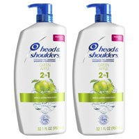 Head and Shoulders 2 in 1 Shampoo Conditioner, Apple