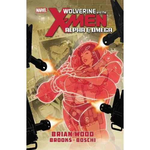 Wolverine & the X-Men: Alpha & Omega