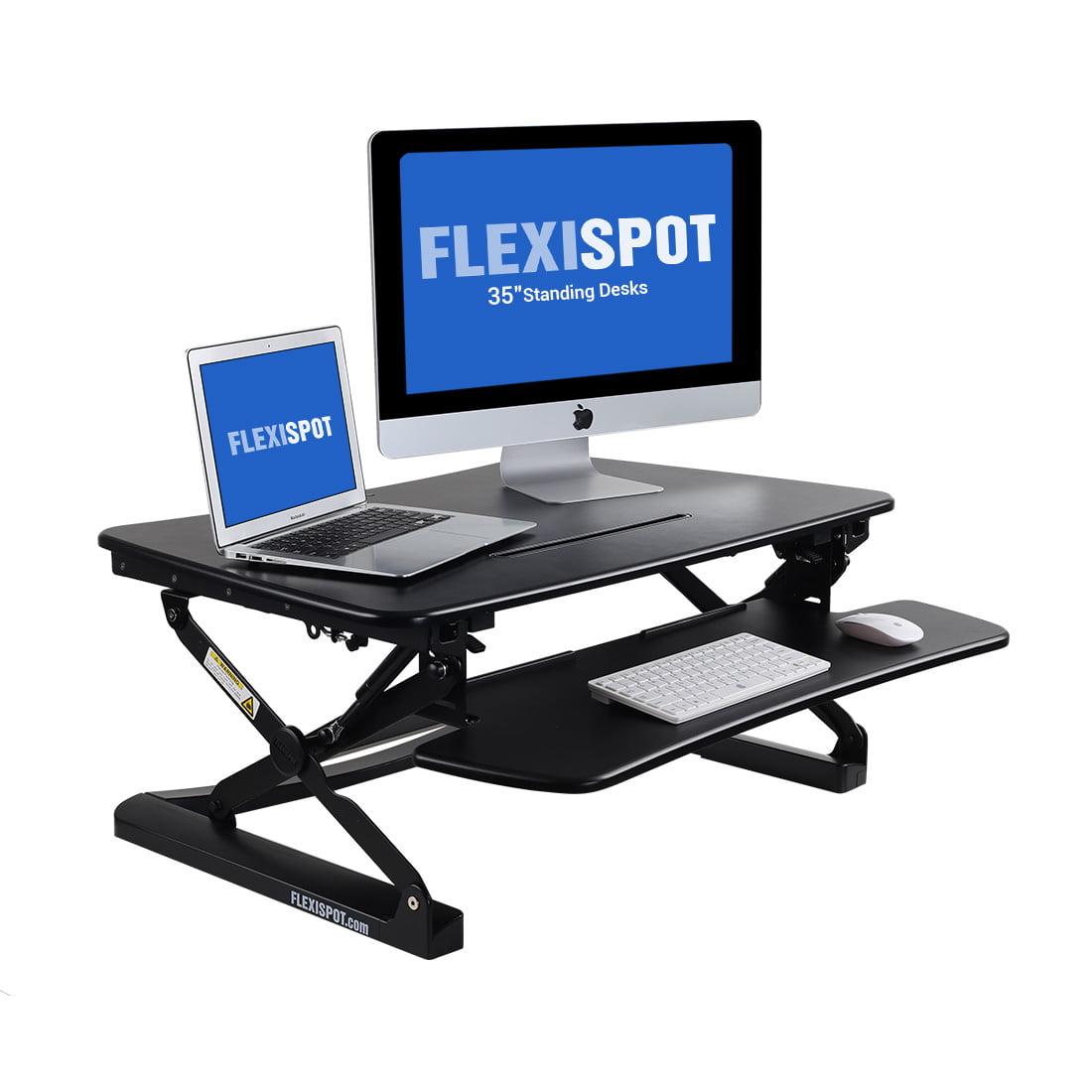 Flexispot 20'' H x 35'' W Desk Riser