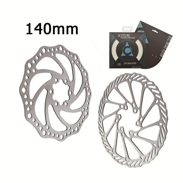 1x MTB Mountain bike Brake Disc Rotor 203mm Rotors Stainless Bolt on