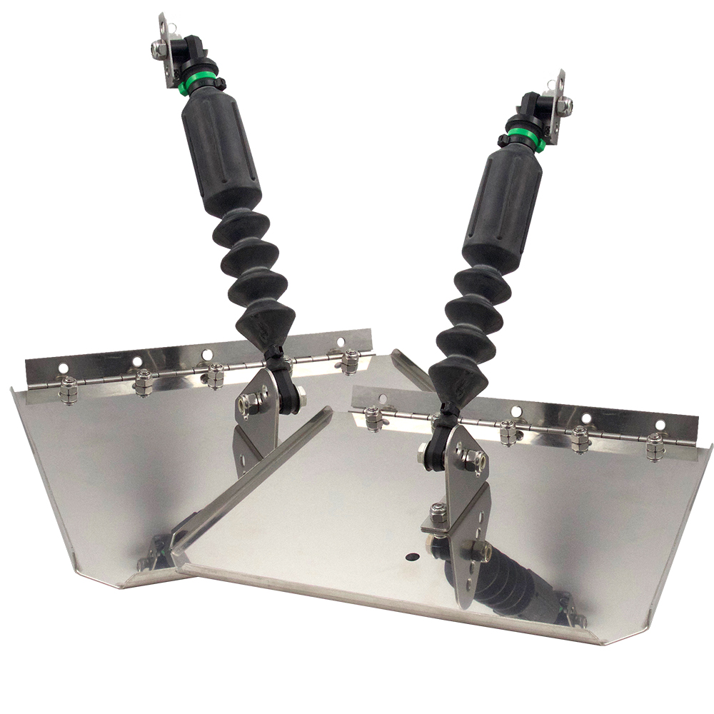 "Smart Tabs 12"" x 9"" with 60 lb Actuator"