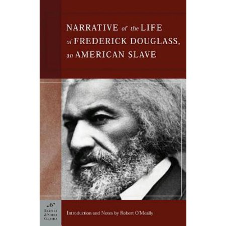 The Narrative of the Life of Frederick Douglass, An American Slave (Barnes & Noble Classics Series) -
